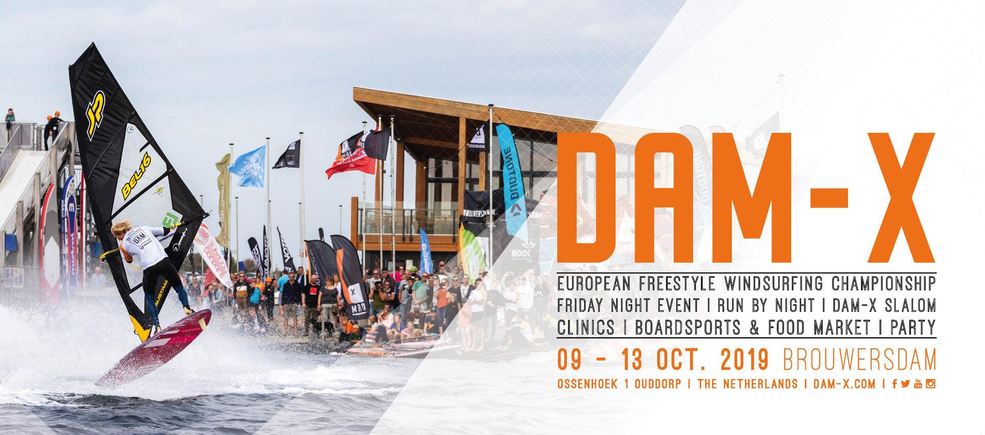 Dam X Event 10 T/M 14 oktober